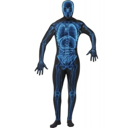 RENTGENOVÝ MORPHSUIT - X RAY SECOND SKIN