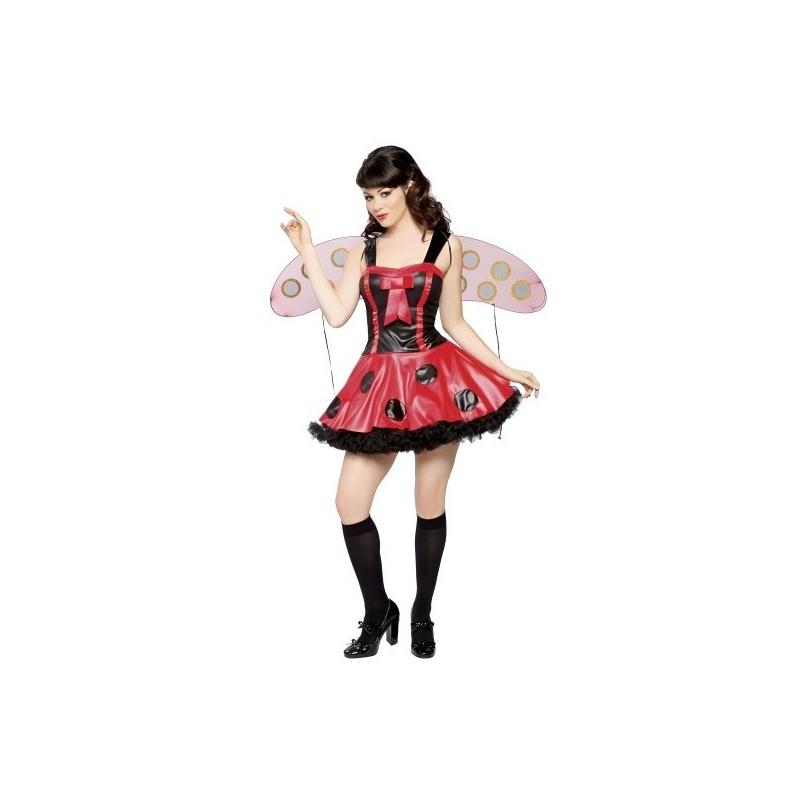 beruška kostým pro dospělé - půjčovna kostýmů Praha 275c2eb31c