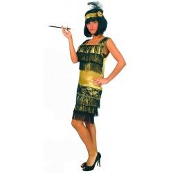 Charleston šaty 30-tá léta