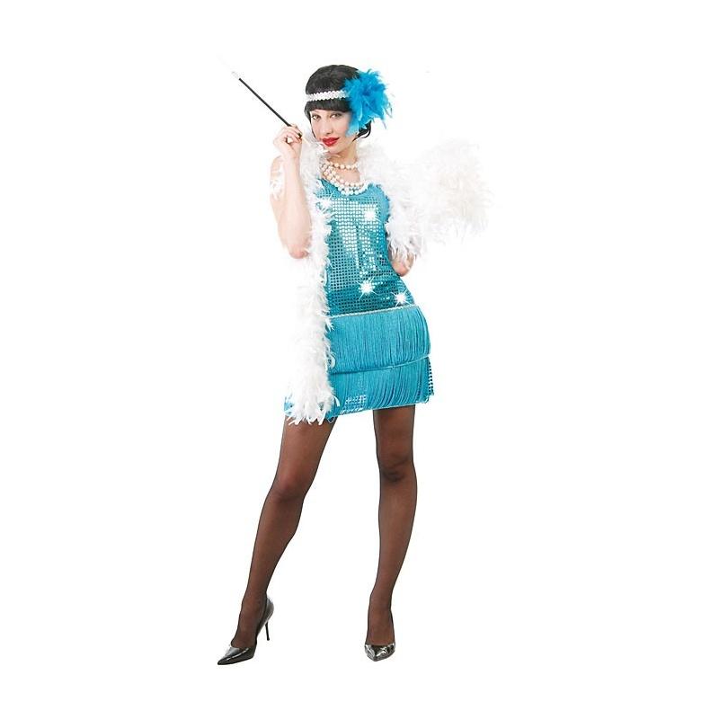 1bad6d0ae31f Charleston šaty 30-tá léta Kostým prohibice
